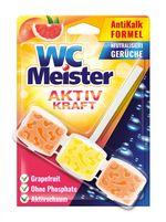 Блок туалетный WC Meister аромат Грейпфрут