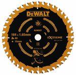 Диск для резки Dewalt DT10303 40T