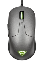 Mouse Trust GXT 180 Kusan Pro Gaming, Black
