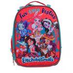 """Школьный рюкзак """"Enchantimals"""" Yes I коралловый"""