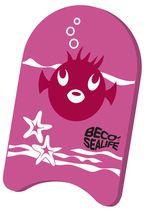 Доска для плавания 34x21х3 см Beco 9653 (4926)
