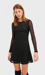 Платье Stradivarius Чёрный 6389/657/001