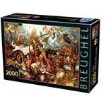 Пазл 2000 Pieter Breughel the Elder, (BR 02) код 41404