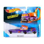 Set remorcă Hot Wheels, cod BFM60