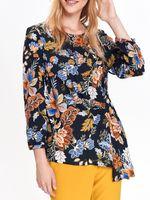 Блуза TOP SECRET Черный с принтом sbd0955