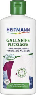 HEITMANN Пятновыводитель на основе желчного мыла, 500 мл