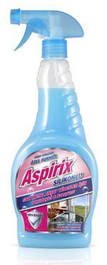 Спрей универсальный для очистки всех видов поверхностей с силиконом ASPIRIX 750мл