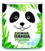 Полотенца бумажные PANDA 2 слоя 12.5м*2