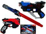 Набор два пистолета космических и меч
