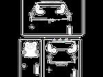 Reflecta MULTI-SLIM 60-6060