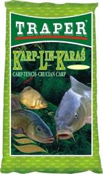 Прикормка Traper Karp-Lin-Karas 1 кг