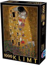 Пазл 1000 Gustav Klimt, код 41357