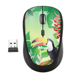 Wireless Mouse Trust Yvi, Toucan