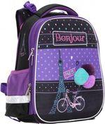 """Школьный рюкзак """"Paris"""" CLASS I черный"""