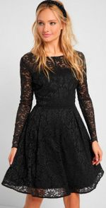 Платье ORSAY Чёрный 468095 orsay