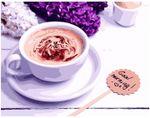 Картина по номерам 40x50 Ароматный кофе VA1095