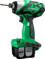 Шуруповерт Hitachi WH18DL2-R4