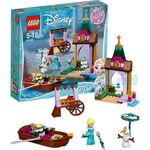 LEGO Elsa's Market Adventure, 125 дет. ert.41155