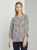 Блуза TOM TAILOR Цветочный принт 1021861 tom tailor