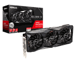 VGA ASRock Radeon RX 6700 XT Challenger Pro 12G OC