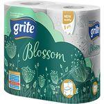 GRITE - Hirtie iginica 3str BLOSSOM 4 role, 18,75m