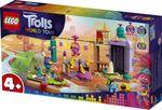 LEGO Trolls Приключение на плоту в Кантри-тауне, арт. 41253