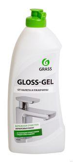 GLOSS GEL Чистящее средство для ванной комнаты 500 мл