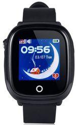 Детские умные часы Smart Baby Watch W15 Black