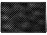 Коврик придверный резиновый 35X60cm