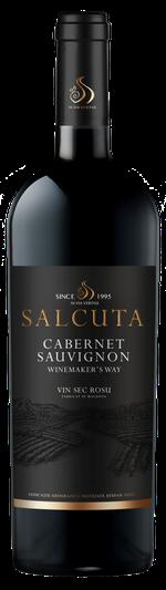Вино Salcuta WW Cabernet Sauvignon, красное сухое, 0.75 Л