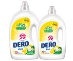 Жидкое моющее средство Dero Фрезия, 3 л. + Dero Фрезия, 2 л.