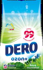 Стиральный порошок Dero Ozon+  Горная роса, 6 кг.