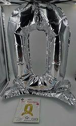 Balon-cifra 0 (81cm)