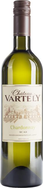 Вино Шардоне Château Vartely IGP,  белое сухое, 0.25 L