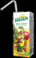 Naturalis nectar mere-ananas 0,2 L