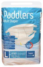 Подгузники для взрослых Paddlers Eco Pack Large 7шт 100-150см 70+кг
