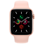 Apple Watch 5 44mm (MWVE2), Gold / Pink Sand