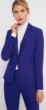 Пиджак ORSAY Синий 480225