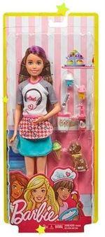 "Set de jocuri Barbie ""Divertisment delicios"", cod FHP61"