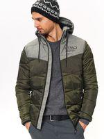 Куртка TOP SECRET Хаки/Серый SKU0978ZI
