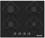 Газовая панель Wolser WL-F 6401 GT IC Black
