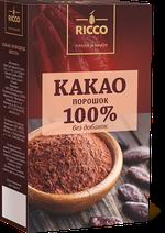 Какао Ricco 100% 100гр