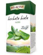 Чай белый Big Active with Aloe Vera, 20 шт