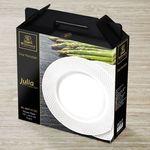 Тарелка WILMAX WL-880101-JV (обеденная 25,5 см (набор 6 шт))