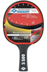 Ракетка для настольного тенниса Donic Protection Line S500 / 713055, 1.5 мм (3210)