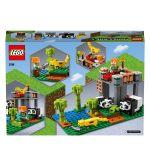 LEGO Minecraft  Creșă de panda, art.21158