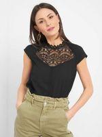 Блуза ORSAY Чёрный 663573