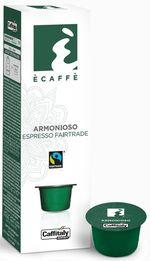 Капсулы для кофемашин Caffitaly System Armonioso Espresso Fairtrade