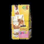 Friskies Junior c курицей, молоком и овощами 1kg ( развес )