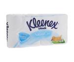 Туалетная бумага Kleenex Natural White, 8 рулонов, трехслойная